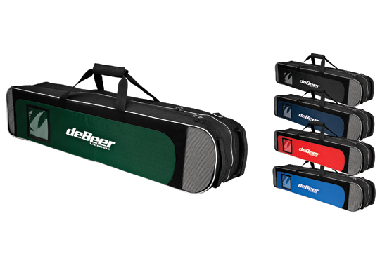 deBeer Fierce Lacrosse Travel Bag New Jersey