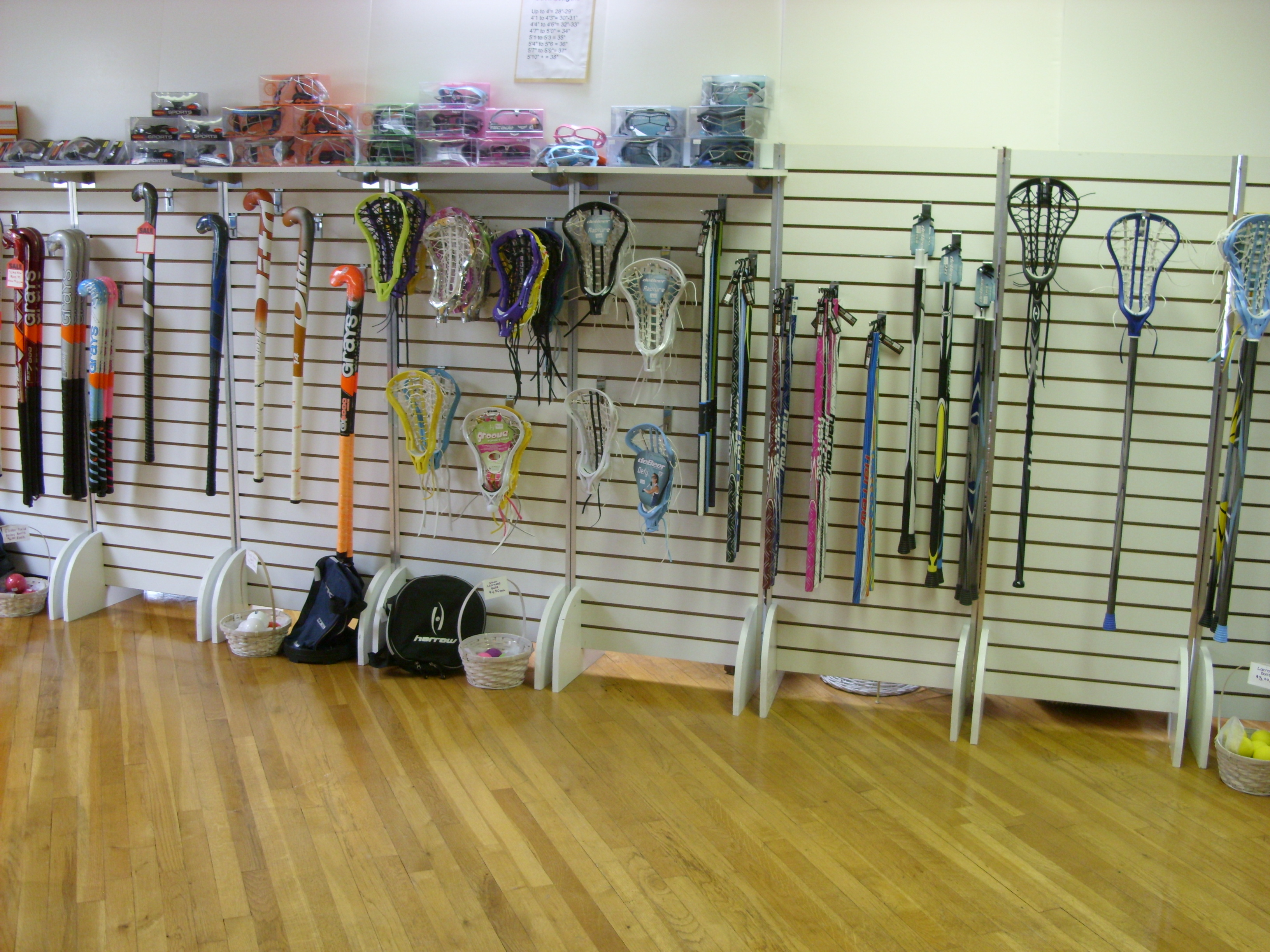 Field Hockey Lacrosse Equipment NJ